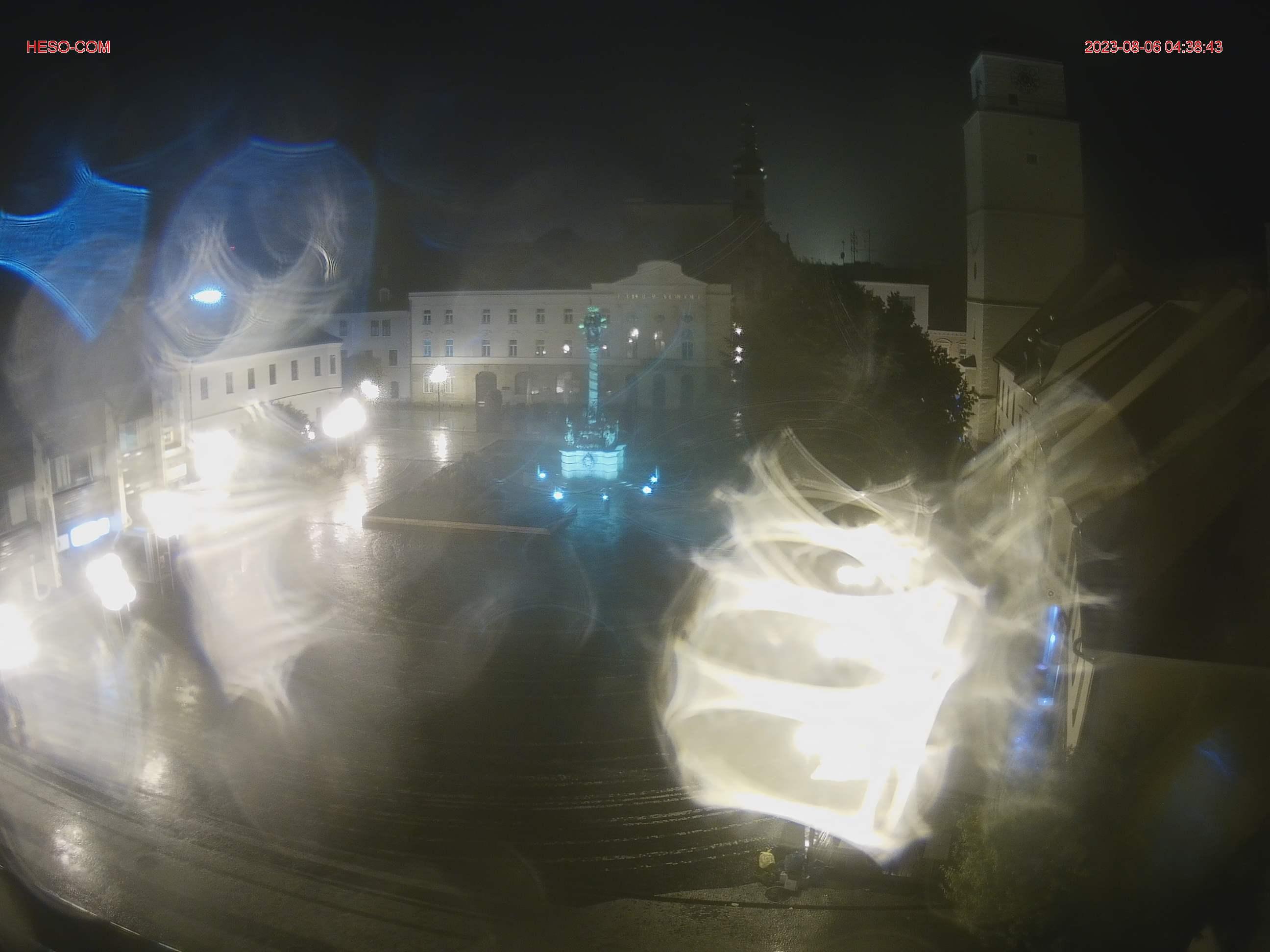 Trojičné námestie, Trnava