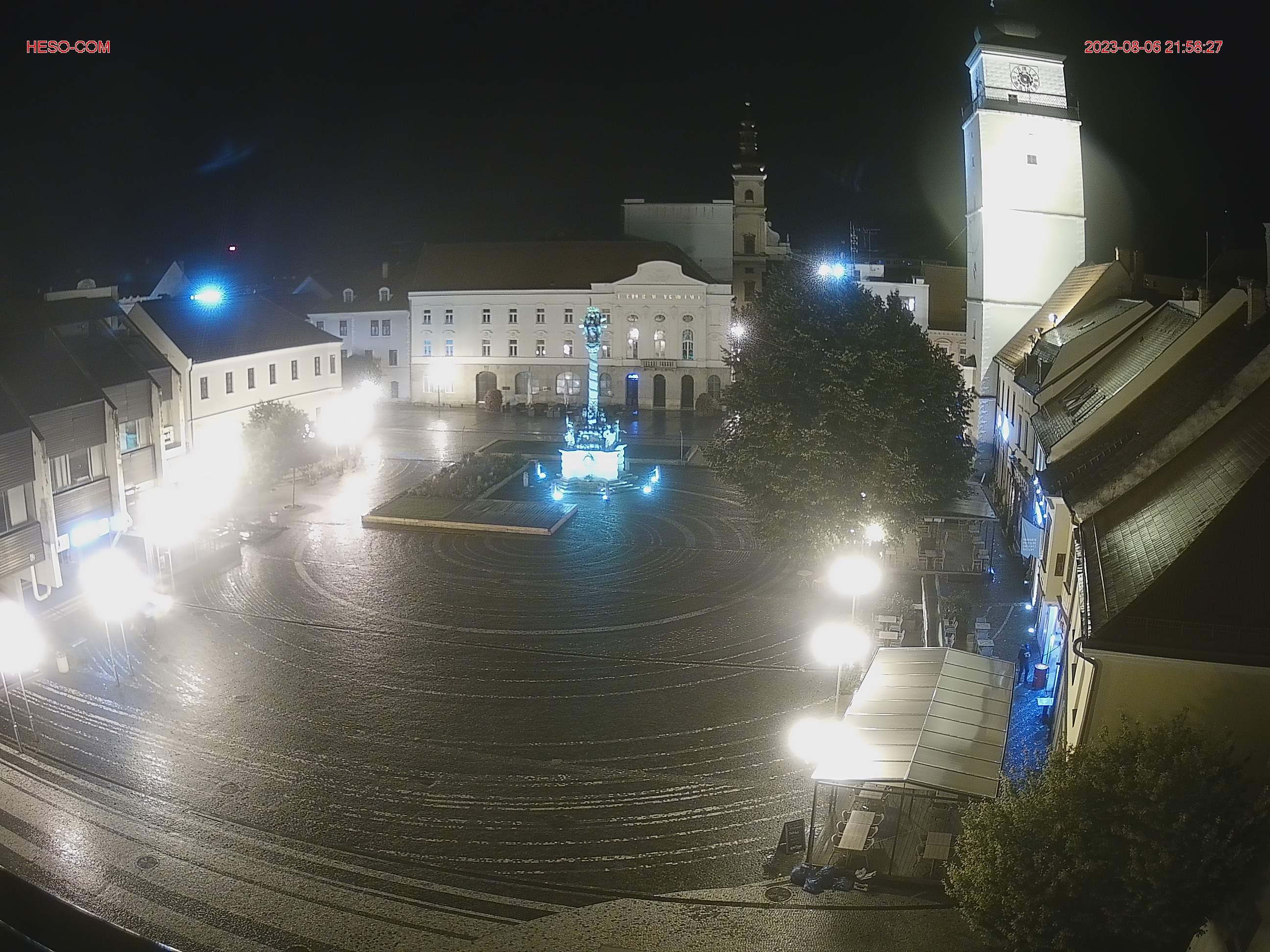 Trnava - Trojičné námestie